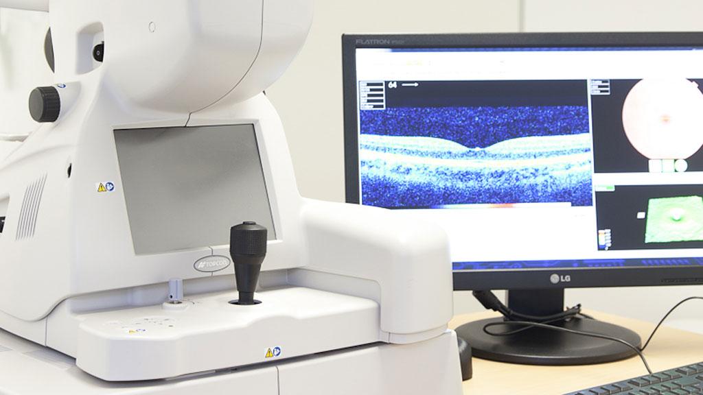 OCT (optische Kohärenztomographie), Augenheilkunde vor den Toren Kölns, Dr. med. Helen Ayertey